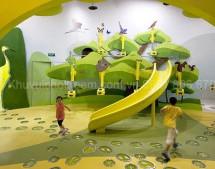 Thiết kế khu vui chơi trẻ em theo phong cách thiên nhiên