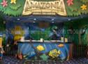 Khu vui chơi, nhà liên hoàn theo kiểu rừng rậm Amazonia