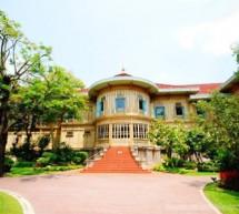 Cung điện Vimanmek – nơi tham quan đậm chất văn hóa Thái Lan
