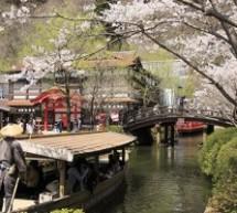 Công viên Edo Wonderland nơi lưu giữ văn hóa Nhật Bản