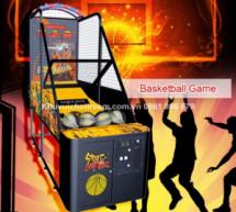 Máy game bóng rổ