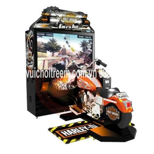 Hally-Motor-racing-game-machine-simulator-game