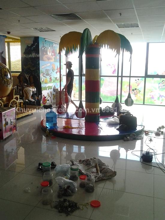 Lap dat khu vui choi tai Ha Noi10