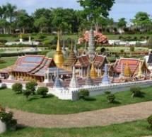 Ngắm nhìn cả thế giới tại Công viên Mini Siam Thái Lan