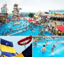 Khởi động mùa hè với công viên nước Onemount