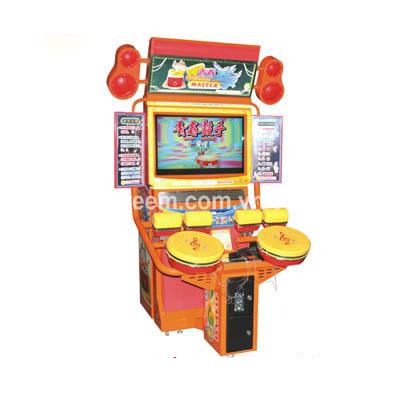 may game thung choi nhac