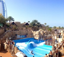 Khám phá điều thú vị tại công viên nước Wild Wadi – Dubai