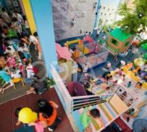 Khu vui chơi trẻ em Bé và bạn – địa điểm vui chơi kết hợp mua sắm tuyệt vời