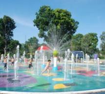 Thư giãn cuối tuần với bé tại Khu vui chơi trẻ em công viên Gia Định