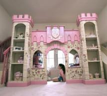 Thiết kế khu vui chơi trẻ em theo phong cách cổ tích