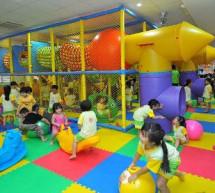 Trải nghiệm thú vị tại Khu vui chơi GOGOLAND – Quận Phú Nhuận
