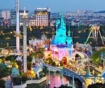 Lotte World – công viên giải trí hấp dẫn tại Hàn Quốc