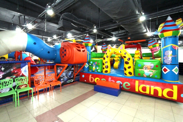 tổng hợp khu vui chơi trẻ em ở tphcm