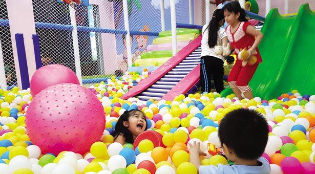 Khu vui chơi trẻ em Kidplay, An Giang