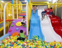 Khu vui chơi trẻ em tại Tp Vinh Nghệ An.