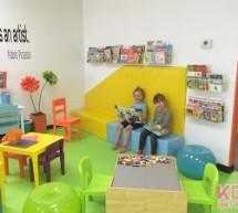 Thế mạnh cạnh tranh từ thiết kế nội thất khu vui chơi.
