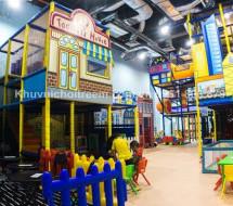 Khu vui chơi trẻ em Đảo Thần Tiên, Quận 7, TP HCM