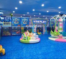 Khu vui chơi trẻ em tại Vũng Tàu