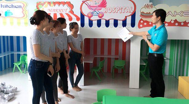 Khu vui chơi trẻ em Papa for me, Đồng Nai