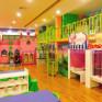 Thiết kế khu vui chơi trẻ em.