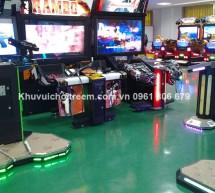 Sửa chữa,thiết bị, phụ kiện chạy chương trình máy game thùng siêu thị