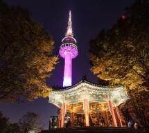 Sân thượng của tình yêu-Tháp Namsan Hàn Quốc