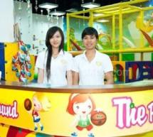 Playground – địa điểm vui chơi lý tưởng kết hợp với các hoạt động ngoại khóa