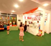 Khám phá thế giới trẻ thơ vui nhộn tại Sam&Sim- House of Fun Sài Gòn