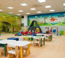 Khu vui chơi trẻ em Yippee – thiên đường dành cho trẻ dưới 12 tuổi